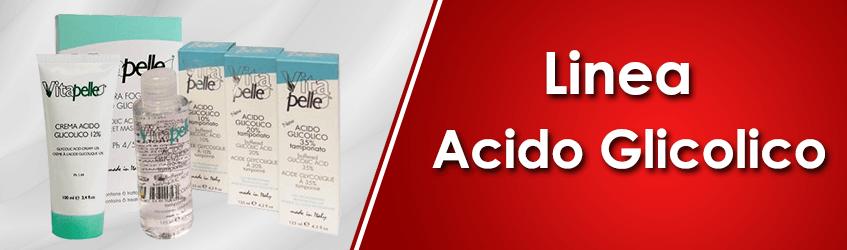 Linea Acido Glicolico e Acido Mandelico