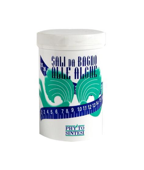 Sali da bagno alle alghe phytosintesi - Sali da bagno colorati ...