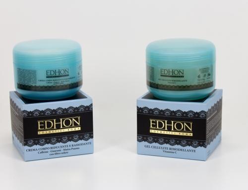 Nuova crema snellente e anticellulite alta qualità Edhon Cosmetics