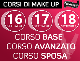 Corsi di Make Up
