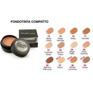 Fondotinta Compatto -Vaso- Cinecittà Make Up