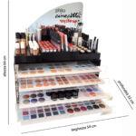 Espositore da banco in omaggio con un lotto di prodotti da rivendita - Cinecittà Make Up