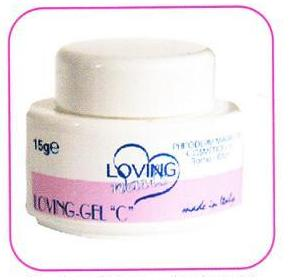 Loving Gel C - Linea bifase Loving Nails
