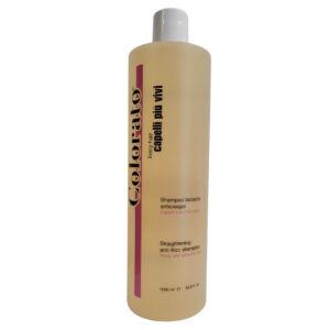 Shampoo Anticrespo - Linea per capelli Colorato