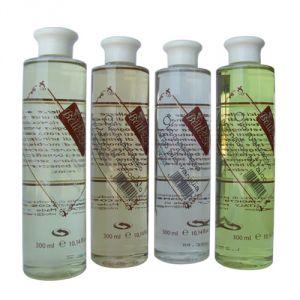Olio massaggio aromatizzato alla canapa - Dolci Bellezze