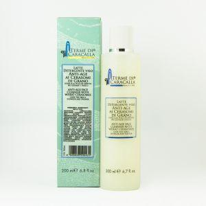 Latte detergente ai Cerasomi di Grano - Terme di Caracalla