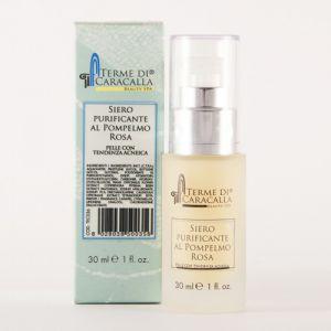 Siero purificante al pompelmo rosa - Terme di Caracalla