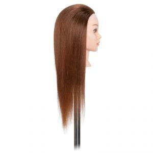 Testina accademia 40 cm (capelli naturali)