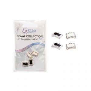 Black & White Jewels - Gioielli con strass - Estrosa