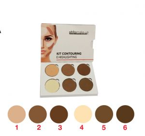 Kit Contouring - Phitomake-up Professional