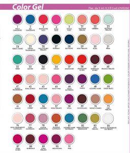 Color Gel - Loving Nails
