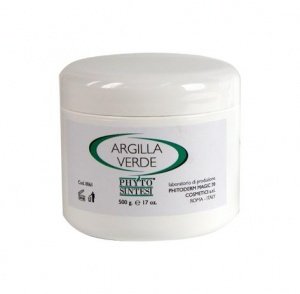 Argilla in Polvere Verde - Phyto Sintesi