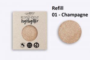 Refill Resplendent – Illuminante - PuroBio