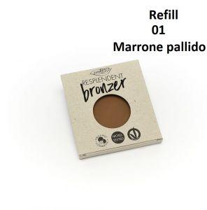 Refill Resplendent bronzer - PuroBio
