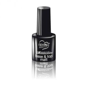 Base & Top Matt - Professional Line Loving Nails