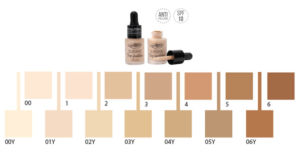 Sublime Drop Foundation - Purobio