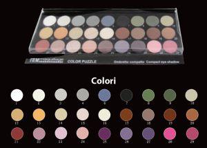 Tavolozza 27 ombretti color puzzle serie 1-29 - Film Maquillage