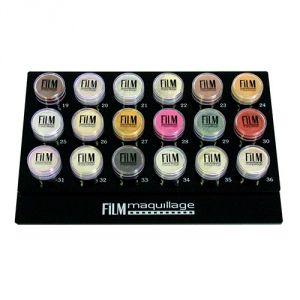 Tavolozza 18 ombretti in polvere Serie 19/36 - Film Maquillage
