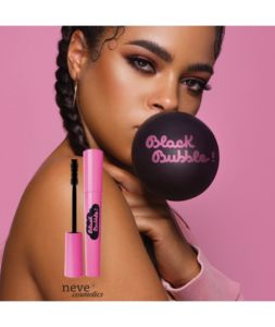 Black Bubble natural mascara - Neve Cosmetics