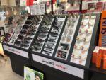 Espositori Cinecittà Make Up - arredamento negozio -USATI