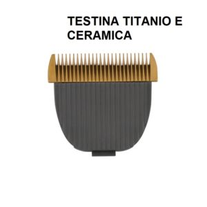 Accessori per tosatrice DeLinea (cod.1162) - Mp Hair
