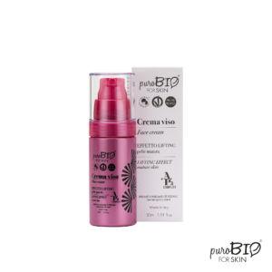 Crema Viso Effetto Lifting - Purobio for skin