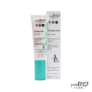 Crema Viso sebo-normalizzante - Purobio for skin