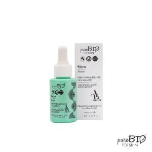 Siero sebo-normalizzante opacizzante - Purobio for skin