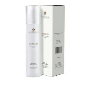 Glycolica crema viso iperidratante - Alkemilla