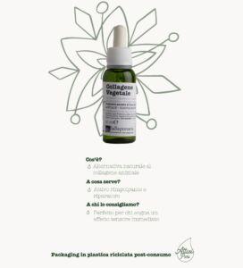 Collagene Vegetale - La Saponaria