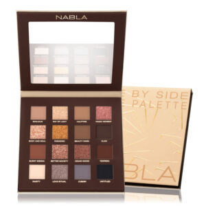 Side by Side Nude Palette - Nabla