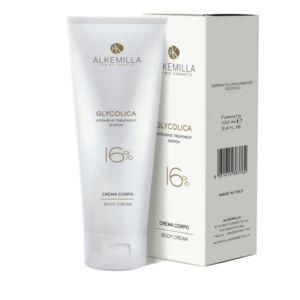 Glycolica crema corpo 16% - Alkemilla