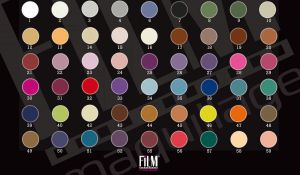 "Ombretti Singoli ""Color Puzzle"" - Film Maquillage"