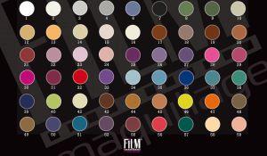 """Ombretti Singoli """"Color Puzzle"""" - Film Maquillage"""