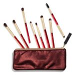 Ruby Complete Eye Brush Set - Nabla