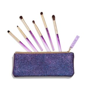 Amethyst Detail Eye Brush Set - Nabla