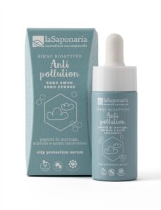 Siero bioattivo anti-pollution - La Saponaria