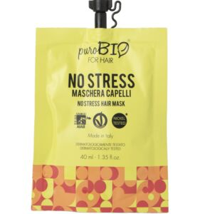 Maschera per capelli No Stress - Purobio for hair