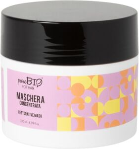 Maschera concentrata per capelli - Purobio for hair
