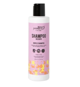 Shampoo Delicato - Purobio for hair