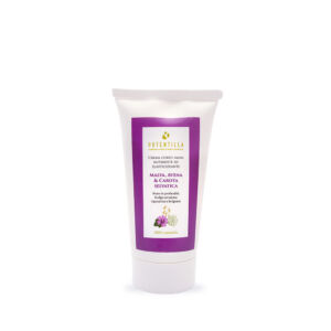 Crema Corpo-Mani Nutriente ed Elasticizzante con Estratti di Avena, Malva e Carota selvatica - Potentilla