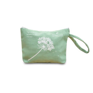 Pochette 100% Cotone Naturale – Made in Italy - Potentilla