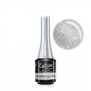 Argento glitter - Semipermanente Estrosa  7 Ml