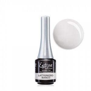 Bianco lattiginoso - Semipermanente Estrosa  7 Ml