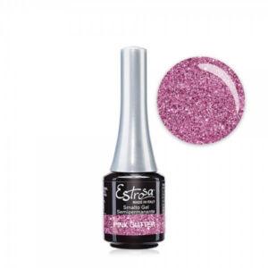 Pink glitter - Semipermanente Estrosa  7 Ml