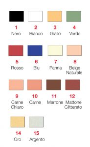 Cerone in Crema - Medio - Phitomakeup Professional