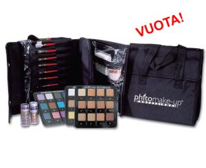Borsa trucco media vuota - Cinecittà Make Up
