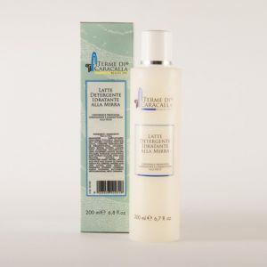 Latte detergente idratante alla mirra - Terme di Caracalla