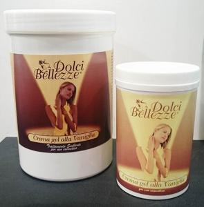 Crema gel alla vaniglia - Dolci Bellezze