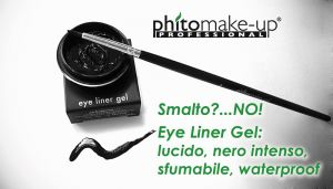 Eye Liner Gel - Phito - Cinecittà Make Up
